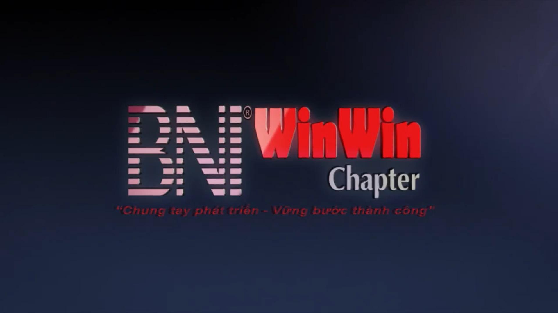 WinWin Chapter] Lễ bàn giao BĐH NK9 01 04 2017
