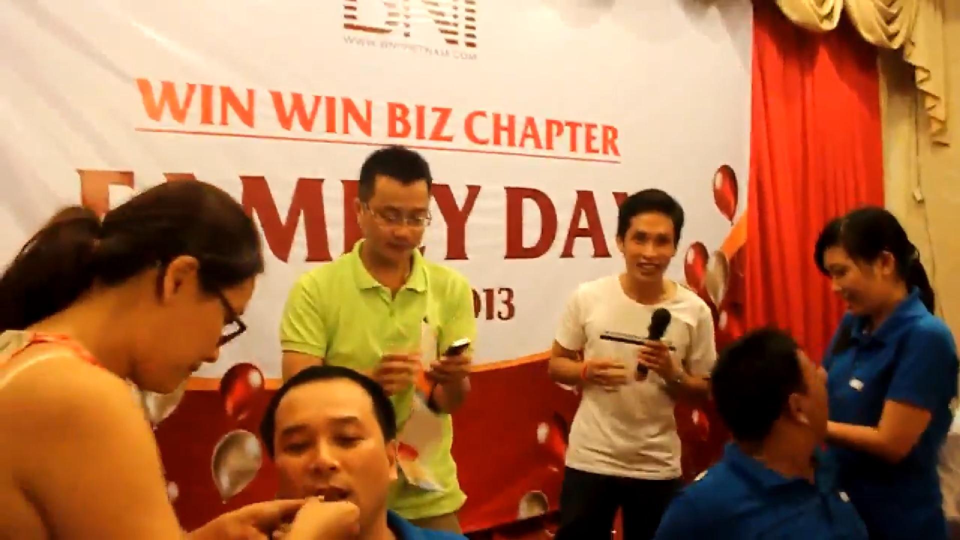 BNI Viet Nam Family Day [Win Win Biz Chapter]