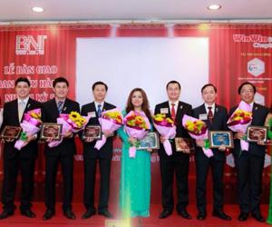 Lễ bàn giao Ban điều hành NK5
