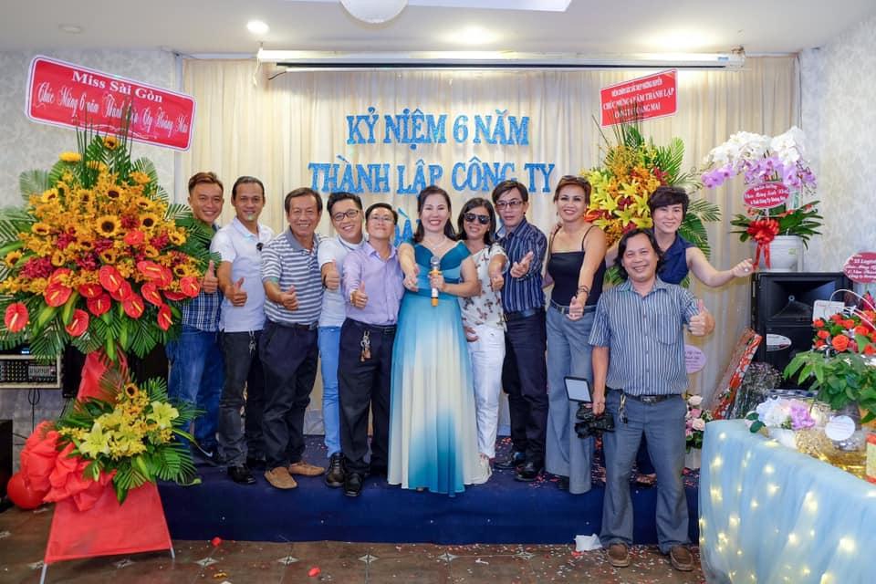Lễ Kỷ Niệm 6 Thành Lập Công Ty TNHH Thiết Bị Y Tế Hoàng Mai (07/05/2013 – 07/05/2019)
