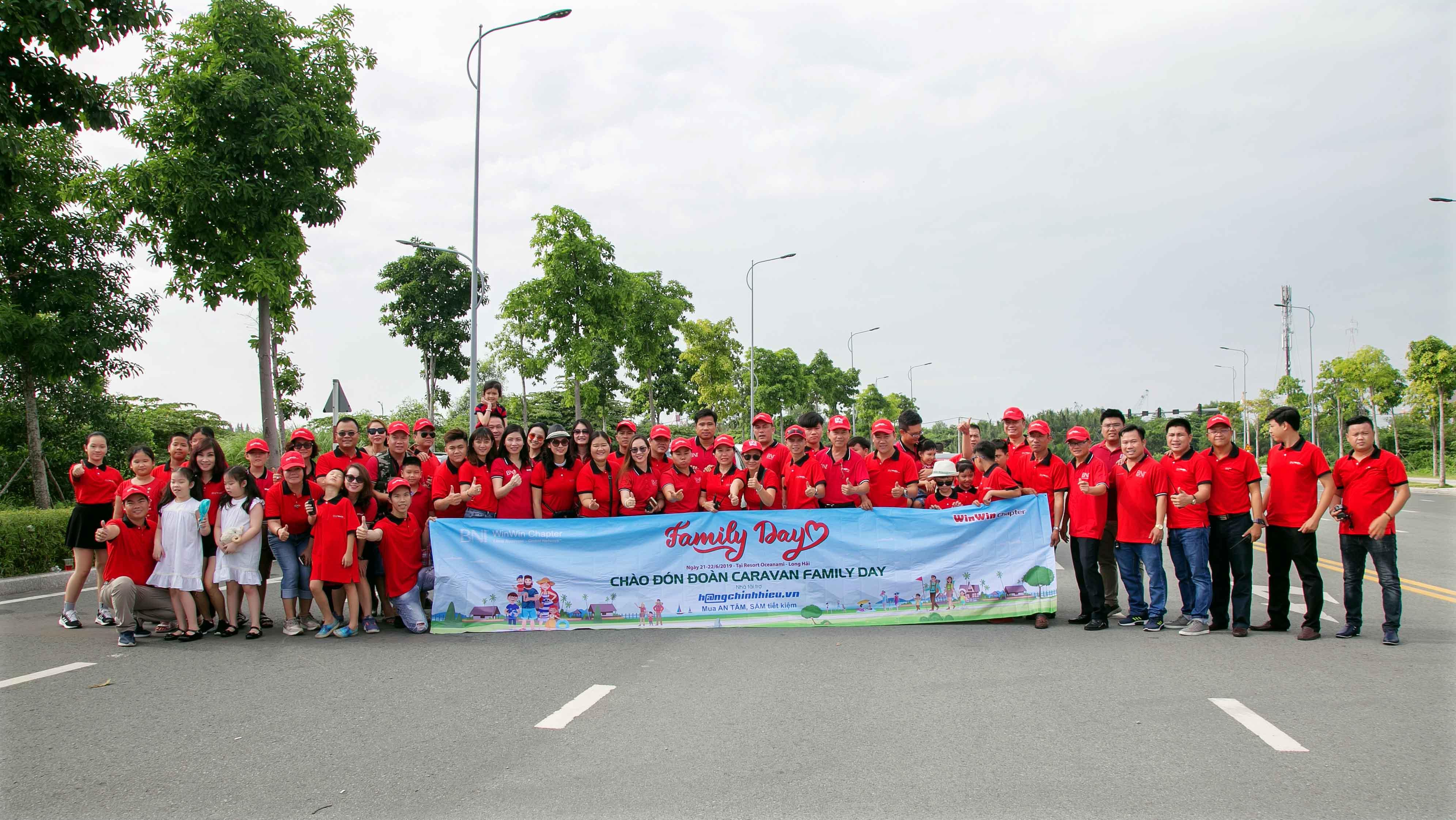 Ngày Hội Family Day 2019 – Caravan HCM – Long Hải tại Resort OCEANAMI 5*