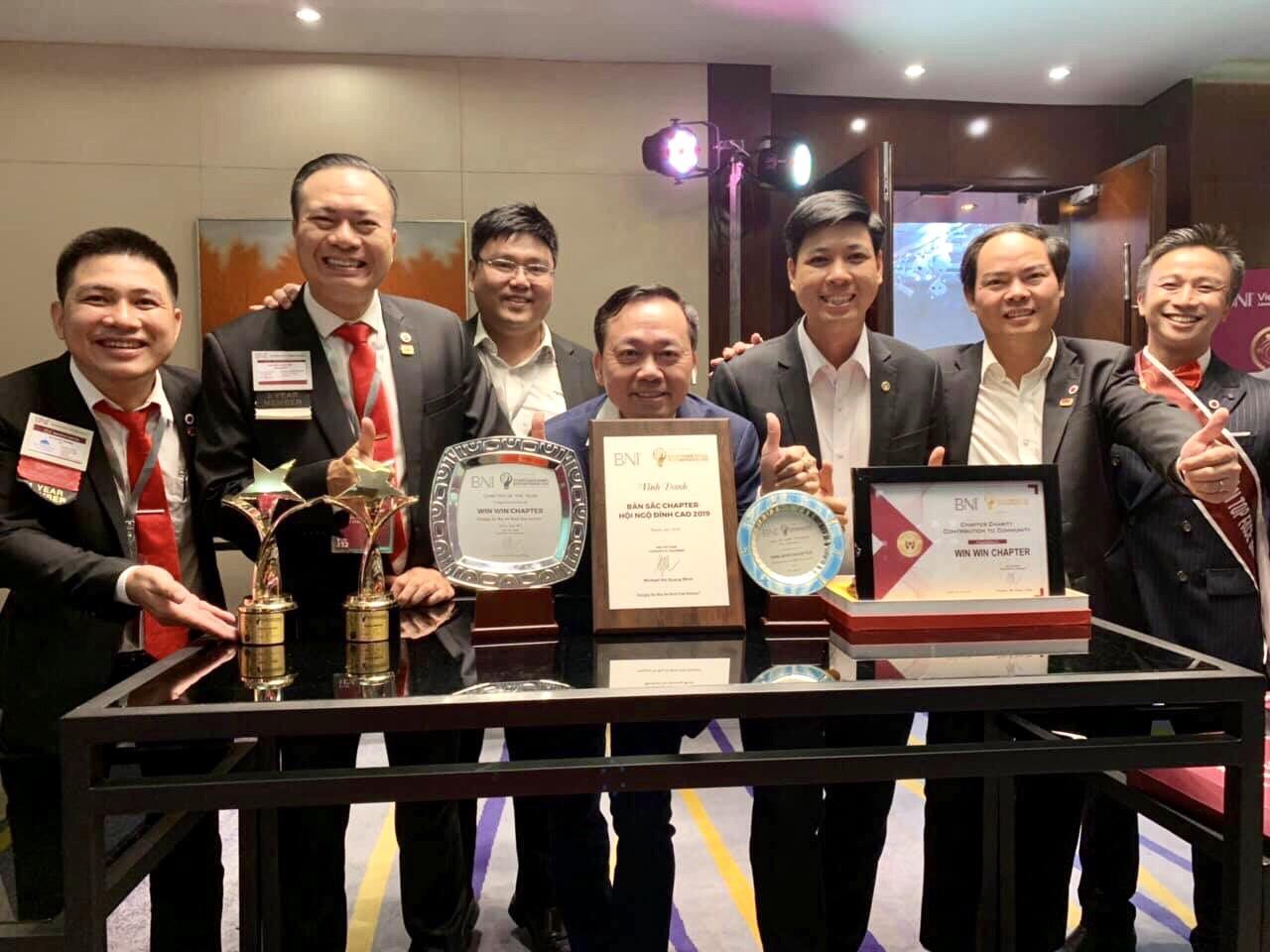 Hội nghị Đỉnh cao 2019 – Tự hào 2 chữ Win Win.