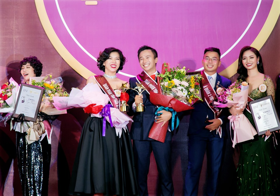 Hoa Hậu – Nam Vương BNI 2019 | Họ Là Ai?