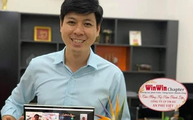 Chúc Mừng Chủ Tịch Win Win – Mr. Đặng Anh Dũng Với Hành Trình 11 Năm Dẫn Dắt Eparking – An Phú Việt