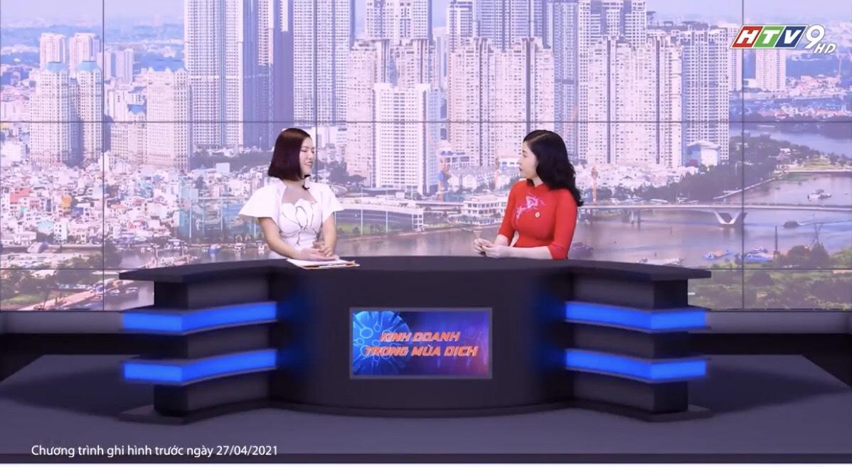 Câu chuyện Kinh Doanh Thành Công Thời Covid– Doanh Nghiệp Trangsuclucky Trên Sóng HTV9